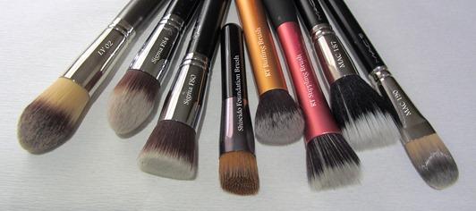 bases de maquillaje con nombres